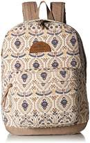 O'Neill Women's Shoreline Canvas Printed Backpack