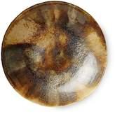 Vietri Earth Glass Large Serving Bowl