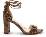 Jessica Simpson Women's Nehah In Color: Brown Shoes Size 5 Leather From Sole Society