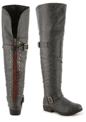Journee Collection Kane Over The Knee Boot