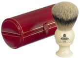 Kent Bk8 Traditional Pure Silver Tip Badger Shaving Brush - Large