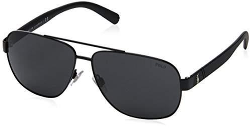 Polo Ralph Lauren Men's 0ph3110 0PH3110 Aviator Sunglasses