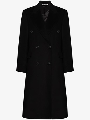 Our Legacy Double-Breasted Coat