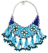 Tory Burch Beaded Collar Necklace
