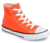 Converse Girl's Chuck Taylor Seasonal High Top Sneaker