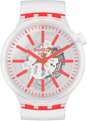 Swatch Big Bold Jelly Watch