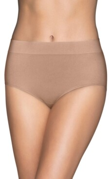 Vanity Fair Women's High-Cut Beyond Comfort Brief Underwear 13212