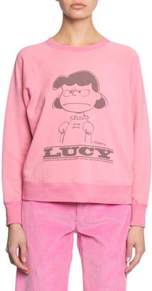 Marc Jacobs Peanuts x The Sweatshirt