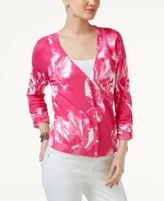 INC International Concepts Petite Embellished Cardigan, Created for Macy's