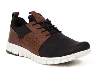 Deer Stags Men NoSoX Betts Flexible Sole Bungee Lace Slip-On Oxford Hybrid Casual Sneaker Shoes Men Shoes