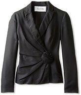 Valentino Women's Rosette Blazer