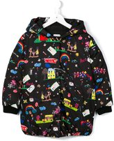 Dolce & Gabbana 'Back To School' padded coat
