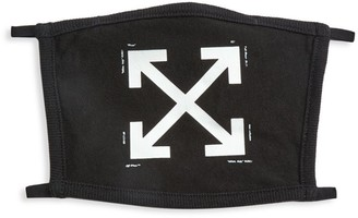 Off-White New Iconic Arrow Face Mask