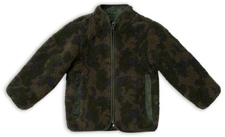 Stella McCartney Kids Reversible Camouflage Jacket (2-14 Years)