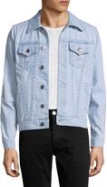 True Religion Men's Cotton Trucker Denim Jacket