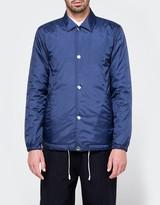 Comme des Garcons Nylon Logo Print Jacket