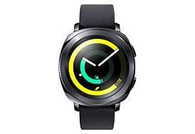 Samsung Electronics Gear Sport Black