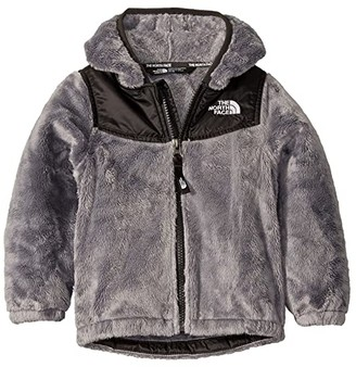 The North Face Kids Oso Hoodie (Toddler) (Vintage White) Girl's Coat