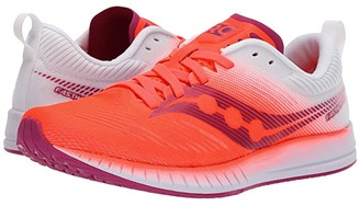 Saucony Fastwitch 9 (Vizi Red/White) Women's Shoes
