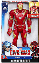 Marvel The Avengers Titan Hero Series Iron Man