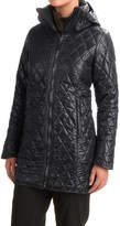 Obermeyer Desi Long Insulator Coat - Insulated (For Women)