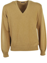 Ballantyne Vicuña V Neck Sweater
