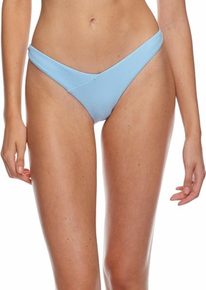 Body Glove Women's Dana Low Rise Cheeky Bikini Bottom Swimsuit