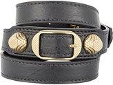 Balenciaga Women's Arena Giant Wrap Bracelet