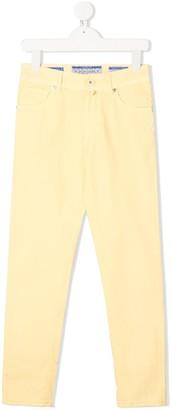 Jacob Cohen Junior Denim Slim Fit Jeans