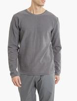 S.n.s. Herning Grey Lightweight Solution Sweater