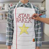 eatsleepdoodle Doodle Cotton Chef's Apron To Personalise