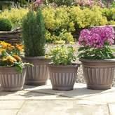 Kaleidoscope Set of Four Georgian Style Planters