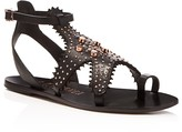 Ivy Kirzhner Starfish Caged Flat Sandals