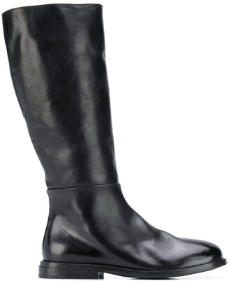 Marsèll Classic Knee Length Boots