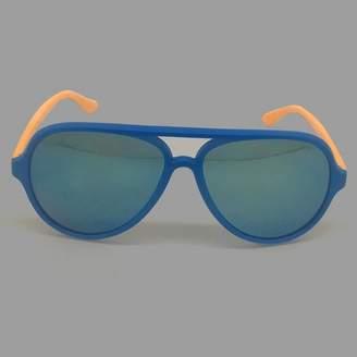 Cat & Jack Toddler Boys' Aviator Sunglasses Blue