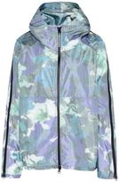 adidas by Stella McCartney Stella McCartney purple bloom run jacket
