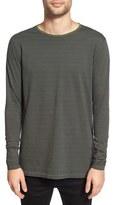 Zanerobe Men's 'Flintlock' Stripe Long Sleeve T-Shirt