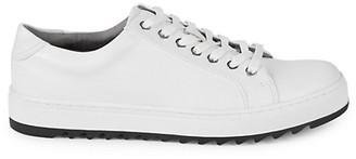 Karl Lagerfeld Paris Patent Platform Sneakers