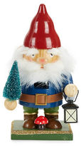 Lord & Taylor Wooden Gnome Nutcracker