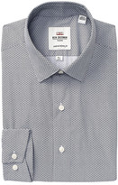 Ben Sherman Camden Twill X-Trim Fit Dress Shirt