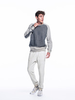 Scotch & Soda Constructed Sweater | Home Alone