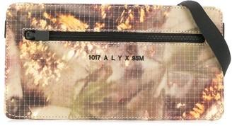 Alyx Camouflage Print Belt Bag