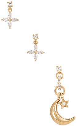 Vanessa Mooney Mercury Earrings