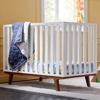 west elm Modern Convertible Crib