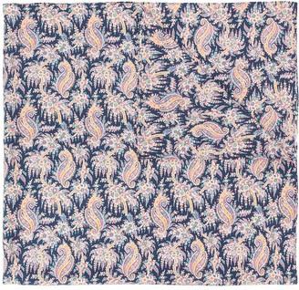 MACKINTOSH Liberty-print scarf