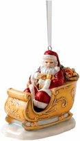 Royal Doulton Santa In Sleigh Ornament