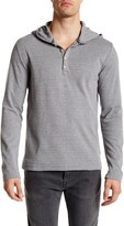 Surfside Supply Co. Tech Thermal Henley Hoodie