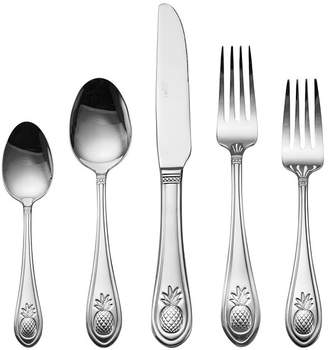Towle Everyday Pineapple Delight 20-Piece Flatware Set, Service For 4