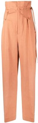 Jacquemus Novio high-waisted trousers