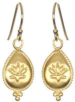 Satya Lotus Flower Dangle Earrings